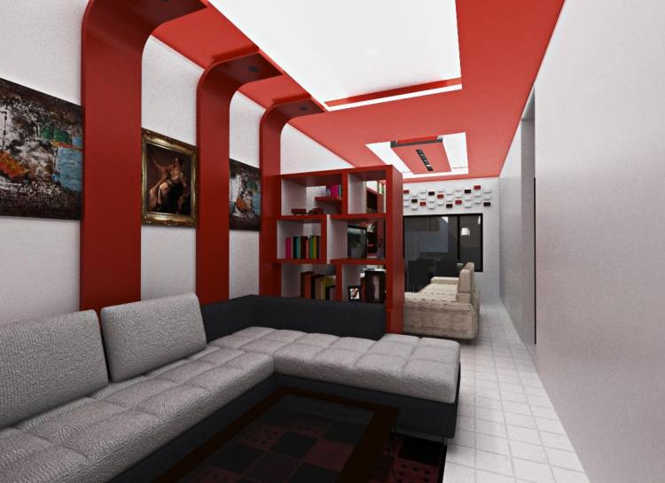 Ruang tamu Gandaria