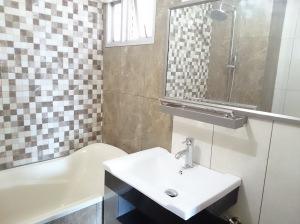 Renovasi kamar mandi dalam